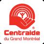 Logo Centraide du Grand Montréal.