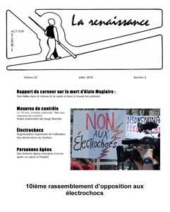 La Renaissance - Juillet 2016 - vol. 23 no. 02