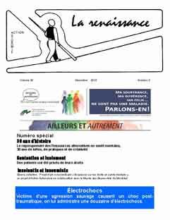 La Renaissance - Décembre 2013 - vol. 20 no. 02