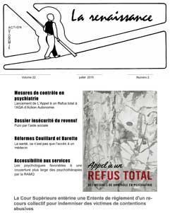 La Renaissance - Juillet 2015 - vol. 22 no. 02