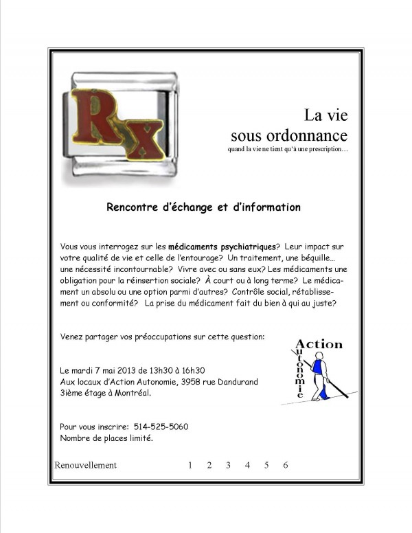 invitation rencontre d'échange et d'information