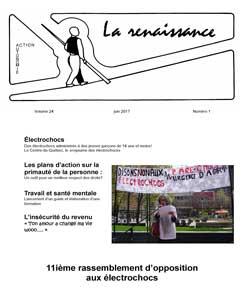 La Renaissance - Juin 2017 - vol. 24 no. 01